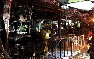 بازار حسن میں آگ لگ گئی اور پھر وہاں پر موجود لوگ۔۔۔ انتہائی افسوسناک خبر آگئی