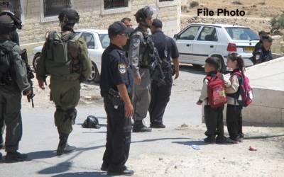 فلسطینی سکول بس پر یہودی شرپسندوں کا حملہ،متعدد بچے زخمی