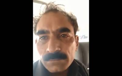 """""""مجھے ن لیگ کے اس آدمی نے عمران خان پرجوتا پھینکنے بھیجا تھا۔۔۔"""" پکڑے جانے والے شخص کے بیان نے تہلکہ برپا کر دیا"""