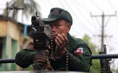 میانمارنے روہنگیامسلمانوں کی واپسی روکنے کے لیے بنگلہ دیشی سرحد پر بارڈرسیکیورٹی بڑھا دی