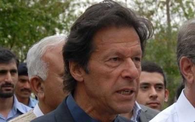 کسی نے مجھ پر جوتا پھینکنا ہے تو بتائے، میں کیچ بہت اچھا کرلیتا ہوں تھرو بھی اچھی ہے: عمران خان