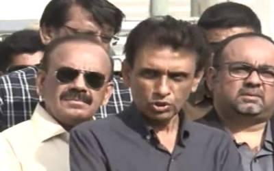 متحدہ بہادر آباد کا صادق سنجرانی کی حمایت کااعلان، سلیم مانڈوی والا کوووٹ نہیں دیں گے: خالد مقبول صدیقی