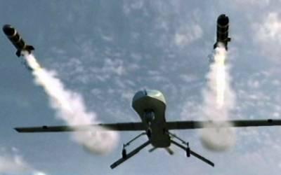 افغان صوبے ننگرہار میں پاک افغان سرحد کے قریب ڈرون حملہ، 6 شدت پسند ہلاک