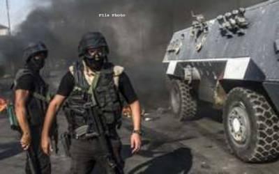مصری فوج کی سیناء میں کارروائی ، 16 دہشت گرد ہلاک