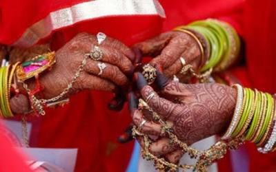 شادی کے صرف 6 دن بعد ہی شوہر نے اپنی دلہن کی شادی ایک اور شخص سے کروادی، ایسی خبر آگئی کہ سن کر آپ کو اپنے کانوں پر یقین نہ آئے