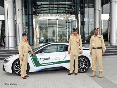 دبئی پولیس کا سمگلروں کے خلاف مصنوعی ذہانت کے استعمال پر غور