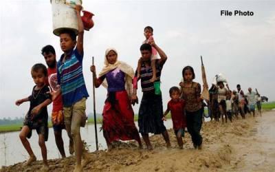 روہنگیا مہاجرین کے لیے 950ملین ڈالرز کی ضرورت ہے: اقوام متحدہ