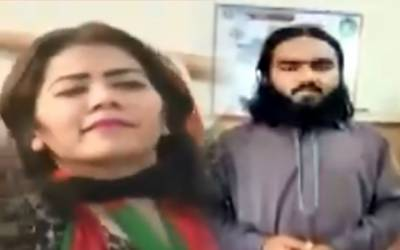 """""""میں نے جوتا عمران خان کو نہیں بلکہ نادیہ خٹک کو مارا تھا کیونکہ۔۔۔"""" نادیہ خٹک کون ہے اور ملزم اسے جوتا کیوں مارنا چاہتا تھا؟ حیران کن بات کہہ دی"""