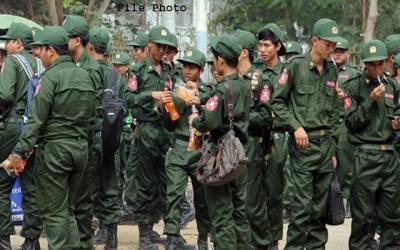 فوج نے روہنگیا کے دیہات مٹا کر وہاں چھاؤنیاں بنا لیں:ایمنسٹی انٹرنیشنل