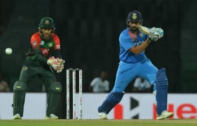 ندہاس ٹی ٹوئنٹی سیریز،بھارت نے بنگلہ دیش کو شکست دے کر فائنل میں جگہ بنالی