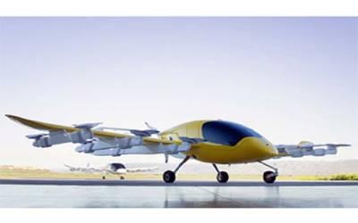 گوگل کی اڑن گاڑیوں کو متعارف کرنے کی تیاری