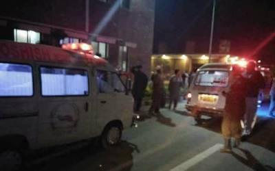 رائے ونڈ خود کش دھماکہ ،وزیر اعلیٰ پنجاب لمحہ بہ لمحہ آگاہی حاصل کرتے رہے