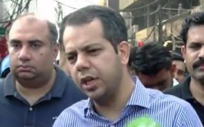 دھماکہ تبلیغی اجتماع کی حفاظت کے لئے بنائے گئے نثار چیک پوائنٹ پر ہوا :سمیر احمد سید