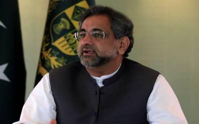 توہین عدالت کیس، وزیراعظم شاہد خاقان عباسی کو دوبارہ نوٹس جاری،17 مئی تک جواب طلب