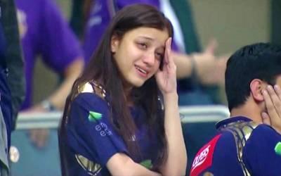 کوئٹہ گلیڈی ایٹرز کی شکست پر سٹیڈیم میں رونے والی یہ لڑکی کون ہے؟ بالآخر اس سوال کا جواب مل گیا جو سب پاکستانی جاننا چاہتے ہیں