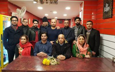 پاکستان پریس کلب پیرس فرانس کے انتخابات میں مشترکہ پینل بلا مقابلہ منتخب