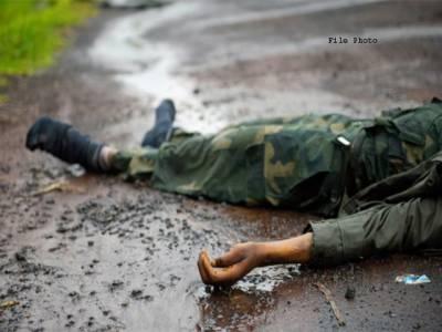 مقبوضہ کشمیر : ایک اور بھارتی فوجی نے خو دکشی کر لی