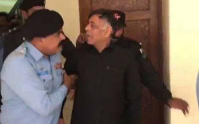 راﺅ انوار کو اب کراچی لے جانے کے بعد کہاں حراست میں رکھا جائے گا ؟ پتا چل گیا