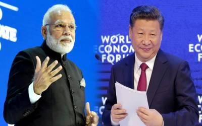 چینی صدر اورنریندر مود ی کا ٹیلیفونک رابطہ ،شی جن پنگ کوصدرمنتخب ہونے پر مبارکباد