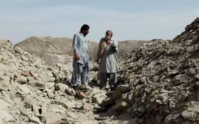 """بلوچستان کا قدیم علاقہ ستک گین در جو """"نمرود کا ٹھکانہ"""" کے نام سے مشہور ہے"""