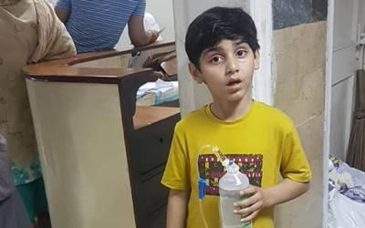 عبد اللہ کا بخار ،چلڈرن ہسپتال اور سوشل میڈیا کی بحث،کہانی کہاں سے شروع ہوئی ؟؟؟