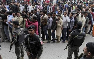 پی ایس ایل لاہور پر ٹی ٹی پی حملے کا منصوبہ ناکام بنائے جانے کا انکشاف
