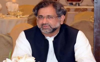 جب ملالہ بیرون ملک گئیں تو پاکستان میں دہشتگردی عروج پر تھی ،لیکن اب ملک میں امن ہے، شاہد خاقان عباسی