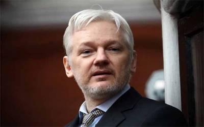 وکی لیکس کے بانی اسانج کا دنیا سے رابطہ منقطع،ایکواڈورکے سفارتخانے میں میسر انٹرنیٹ سروس واپس لے لی گئی