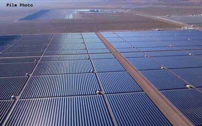سعودی عرب میں 200 کھرب روپے سے دنیا کا سب سے بڑا سولر فارم تعمیر کرنے کا اعلان