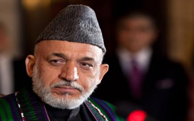 برطانیہ اور امریکا نہیں، روس ہی افغانستان کی مدد کرسکتاہے: حامدکرزئی