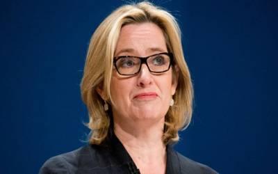 برطانیہ میں جرائم کی شرح میں خطرناک حد تک اضافہ ہوا ہے :وزیر داخلہ ایمبررڈ