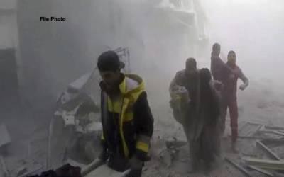 شام میں نہتے شہریوں پر کیمیائی حملے انسانیت سوز ہیں:سعودی علما کمیٹی