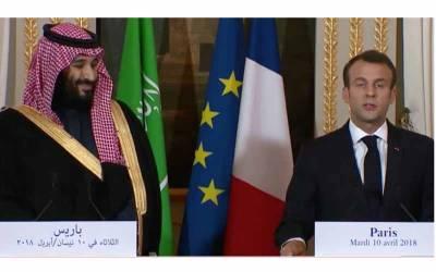 حالات کے مطابق شام کےخلاف عالمی اتحاد کاحصہ بنیں گے:سعودی ولی عہد