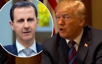 امریکہ کی شام پر میزائل حملوں کی دھمکی، بشارالاسد نے اس حملے میںمحفوظ رہنے کا کیا طریقہ نکال لیا؟ اس وقت کہاں ہیں؟ جان کر ڈونلڈ ٹرمپ بھی اپنا سرپکڑ لیں گے