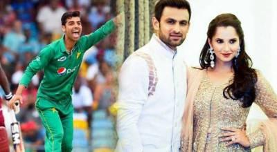 شاداب خان کی شعیب ملک اور ثانیہ مرزا کوشادی کی آٹھویں سالگرہ پر ایسی مبارکباد دی کہ ''بھابھی '' کا حیرت انگیز جواب آگیا