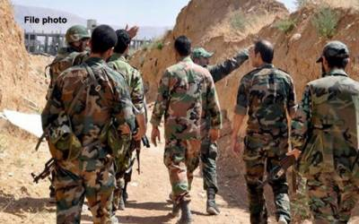 مغرب شام میں فوجی کارروائی کی دھمکیوں کا سنجیدگی سے جائزہ لے: روس