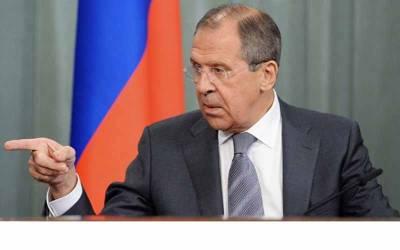 شام میں کیمیائی حملہ بیرونی ایجنسیوں کی جانب سے ایک ڈرامہ : روس