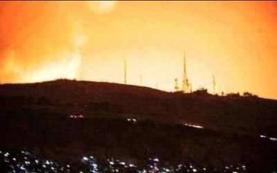 امریکہ اور برطانیہ کے شام پر میزائل حملے، بشارالاسد کی فوجوں نے کتنے میزائلوں کو راستے میں ہی مار گرایا ؟ جان کر ڈونلڈ ٹرمپ کے ہوش اڑ جائیں گے