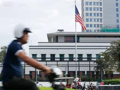فحش مواد پھیلانے والے امریکی سفارتخانے کے 32 ملازمین نوکری سے فارغ