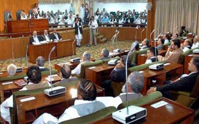 آزادجموں کشمیرکابینہ میں توسیع،مزید 8 وزرانے حلف اٹھالیا
