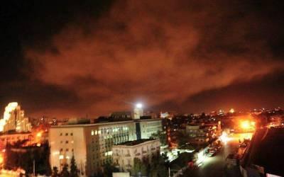 امریکہ کی جانب سے شام پر داغے گئے میزائلوں کی خوفناک ویڈیو بھی سامنے آگئی، دیکھ کر آپ کانپ اٹھیں گے