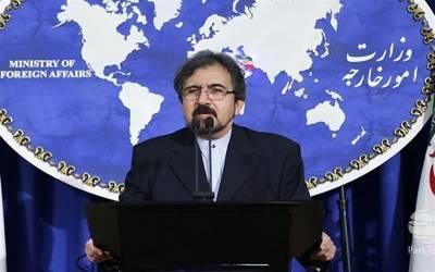 ایران کی شام میں میزائل حملے کی شدید مذمت، یکطرفہ کارروائیوں سے خطے اور دنیا پر منفی اثرات مرتب ہوں گے: بہرام قاسمی