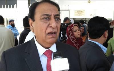 امریکہ نے سفارتکاروں پر سفری پابندی لگائی تو پاکستان بھی لگائے گا: رانا افضل