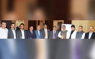 او پیک کےقیام سے او پی ایف کی کارکردگی بہتر ہورہی ہے: بیرسٹر امجد ملک