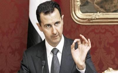شام پر امریکی حملے کے بعد بشارالاسد کہاں اور کس حال میں ہیں؟ ویڈ یو منظر عام پر آگئی، دیکھ کر آپ کو بھی اپنی آنکھوں پر یقین نہیں آئے گا