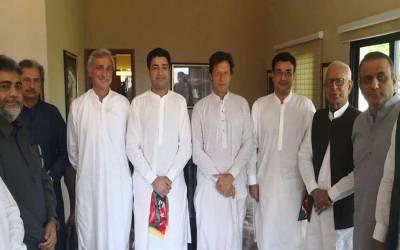 تحریک انصاف نے ن لیگ کی ایک اور وکٹ گرا دی، ایم این اے بلال ورک پی ٹی آئی میں شامل