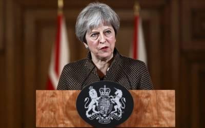 شام پر حملے کا مقصد کیمیائی ہتھیاروں کی صلاحیت ختم کرنا ،کارروائی انتہائی کامیاب رہی: برطانوی وزیر اعظم