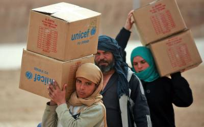 شام میں انسانی حقوق کی خلاف ورزی کا رونا رو کر میزائل برسانے والے امریکہ کا اصل چہرہ بے نقاب، ایسا انکشاف سامنے آگیا کہ پوری دنیا اس دھوکے پر دنگ رہ گئی