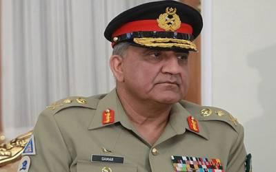 آپریشن ردالفساد ایک نظریہ،پاک فوج کسی بھی خطرے سے نمٹنے کی بھرپور صلاحیت رکھتی ہے:آرمی چیف