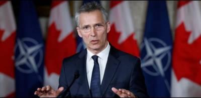 ''شام میں تب تک حملے رکنے کی کوئی ضمانت نہیں دے سکتے جب تک ۔ ۔ ۔'' نیٹو نے دوٹوک اعلان کردیا، نیا خطرہ پیدا ہوگیا